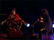 Festival Sons d'hiver   Tomasa Guerrero Carrasco, dite, La Macanita