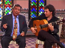 Le flamenco au lever du jour |