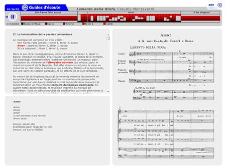 Lamento Della Ninfa de Claudio Monteverdi | Claudio Monteverdi