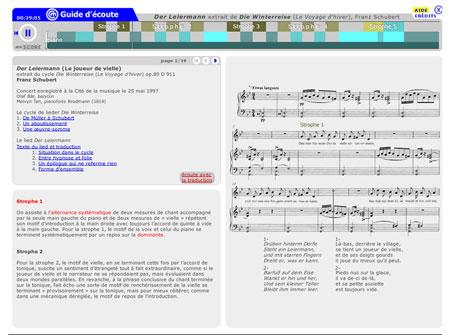 Der Leiermann extrait de Die Winterreise (Le Voyage d'hiver) de Franz Schubert | Franz Schubert