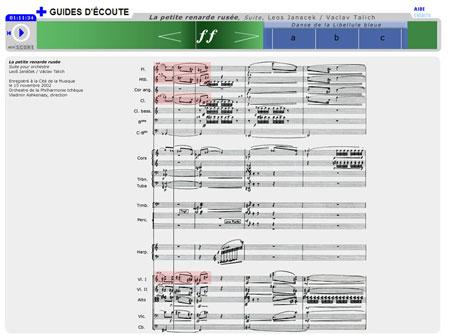 La Petite Renarde rusée, suite pour orchestre de Leos Janacek, extrait | Leos Janácek