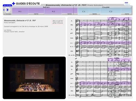Rosamunde, Entracte n°3 op. 797, de Franz Schubert (extrait) | Franz Schubert