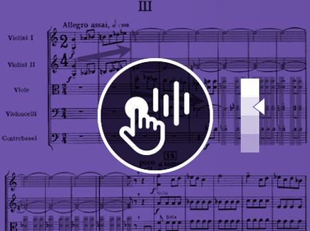 Divertimento (3e mouvement, extrait) de Béla Bartok | Béla Bartók