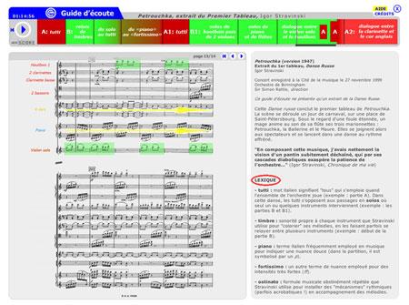 Petrouchka, extrait du Premier Tableau, Igor Stravinski | Igor Stravinski
