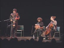 Cité-Jazz. Denis Colin trio | Denis Colin