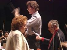 La direction d'orchestre. Poèmes pour Mi   Olivier Messiaen