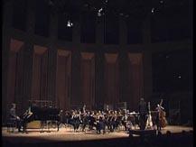 La direction d'orchestre. Le concert des chefs stagiaires   Pierre Boulez