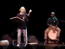 Cité-chanson. Chansons de l'Océan indien. Danyel Waro (La Réunion) | Danyèl Waro