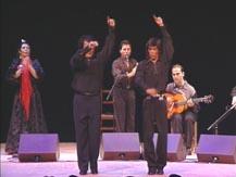 Flamenco à la cité. Angelita Vargas et Juan Carmona | Angelita, Vargas