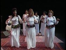 Musiques berbères de l'Atlas. Musiques du Moyen-Atlas : Chikhat de Kemisset | Hajjaoui Abdelwahid