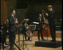 Gnarly buttons pour clarinette et ensemble | John Adams