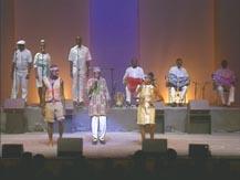 Musiques de Cuba. Estampa de los Orishas | Lazaro Ros Callado