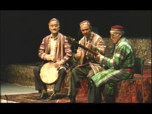 Musiques et danses en Asie centrale. Fête au Tadjikistan | Jurabeg Nabiev