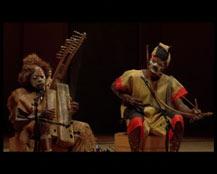 Musiques pour harpes et pluriarc des Fang du Gabon |