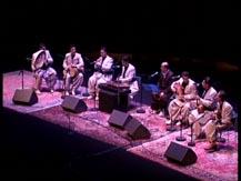 Destins kurdes. Nuit kurde. Ensemble Garyan (Kurdistan irakien) | Karzan M. Faqui Hussaein