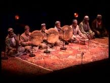 Destins kurdes. Nuit kurde. Confrérie Qaderiya (Kurdistan iranien) | Mirza Agheh Ghosy