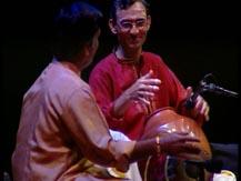 Extase et transe : nuit indienne. Musique instrumentale carnatique |