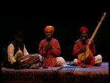 Extase et transe : nuit indienne. Chant d'extase du désert du Thar (Rajasthan) | Gemra Ram