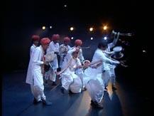 La narration du voyage : Poètes, saltimbanques et musiciens tsiganes de l'Inde |