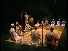 Via Zanzibar, la route orientale de l'esclavage. De la mer Rouge à l'Inde : Inde, rituel soufi | Ensemble Sidi Goma