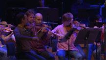 Présentation : Le rythme illustré par l'Adagio pour cordes suivi de la présentation des sons continus illustrés par Pièces pour 4 caisses claires par le Quartet Ku | Samuel Barber