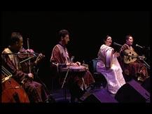 La grande nouba. Le malouf tunisien. Dorsaf Hamdani et l'ensemble Atesh (Tunis)   Dorsaf Hamdani