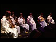 La grande nouba. La tradition andalouse marocaine (Rabat). Mohamed Bajeddoub et l'ensemble Chabab Al Andalouss   Mohammed Bajeddoub