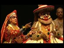 Formes brèves, formes longues. L'épopée du Ramayana III. Théâtre kathakali (Inde du Sud) : Lavanasura Vadham (la mort du démon Lavanasura) | Ekathara Kalari