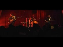 Jazz à la Villette. Las Ondas Marteles | Sarah Murcia