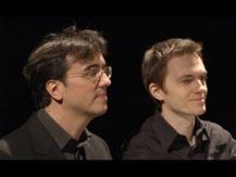 Journée Satie. Alexandre Tharaud, Eric Le Sage, piano à quatre mains | Erik Satie