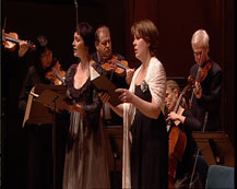 Stabat Mater en fa mineur, pour soprano et alto, cordes et basse continue | Giovanni Battista Pergolesi