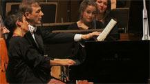 Sonate en ré KV 381 : 2e mouvement   Wolfgang Amadeus Mozart