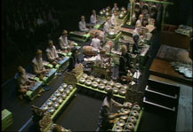 L'épopée de Ramayana : l'enlèvement de Sita : théâtre d'ombres wayang kulit (Indonésie) : partie I | Sri Joko, Rahardjo