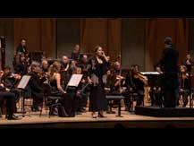 Passions, le désordre amoureux. Poulenc, La voix humaine. Karen Vourc'h, Ensemble Orchestral de Paris | Jean Sibelius