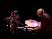 "Jazz à la Villette. Aldo Romano ""Tribute to Don Cherry"" | Don Cherry"