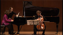 Sonate pour violoncelle et piano op. 40 | Dmitri Chostakovitch