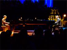 Jazz à la Villette. Baptiste Trotignon & Bojan Z | Baptiste, Trotignon