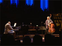 Jazz à la Villette. Kenny Barron & Dave Holland | Dave Holland