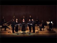 6e biennale d'art vocal. Paul Agnew, les Arts Florissants : madrigaux livre V | Claudio Monteverdi