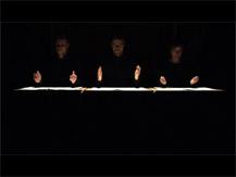 Des pieds et des mains. Solistes de l'Ensemble intercontemporain   Luciano Berio
