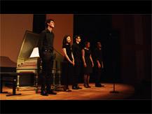 Johann Sebastian Bach. Les Tempéraments. Concert du forum : les tempéraments chez Bach | Louis-Noël Bestion de Camboulas