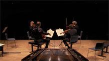 Ainsi la nuit : quatuor à cordes | David Grimal