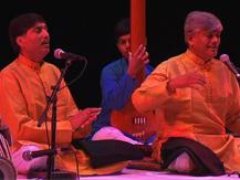 L'Inde, 24 heures autour du Raga : la nuit. Inde du Nord : Chant dhrupad | Ramakant Gundecha