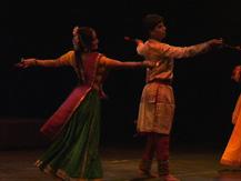 L'Inde, 24 heures autour du raga : la nuit. Inde du Nord : Danse kathak de Jaipur | Ajay Rathore