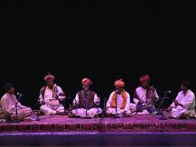 L'Inde, 24 heures autour du Raga : la nuit. Inde du Nord : Chant du Rajasthan | Anwar Khan Manghaniyar