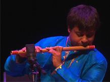 L'Inde, 24 heures du Raga : le jour. Inde du Sud : Flûte bansuri | Thyagaraja