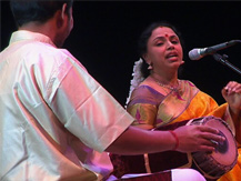 L'Inde, 24 heures du Raga : le jour. Inde du Sud : Chant carnatique   Patnam Subramonia Iyer
