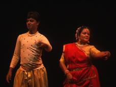 L'Inde, 24 heures du Rava : le jour. Inde du Nord : Danse kathak de Jaïpur | Ajay, Rathore