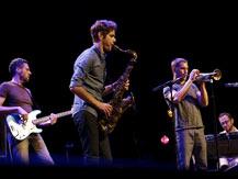 Jazz à la Villette. Kneebody | Ben Wendel