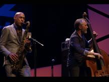 Jazz à la Villette. Joshua Redman and the Bad Plus   Reid Anderson